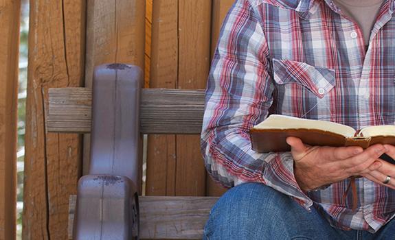 De Bijbel lezen als gebed
