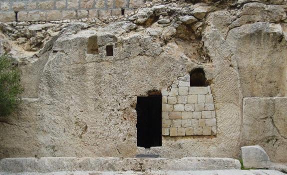 graftuin van Jezus in Jeruzalem