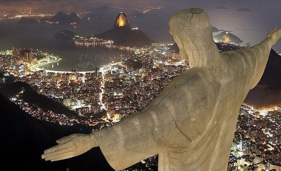 Jezus standbeeld