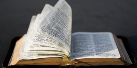 Is de Bijbel een betrouwbaar boek - thema´s