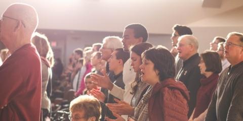 Waarom zijn er zoveel verschillende kerken - thema´s