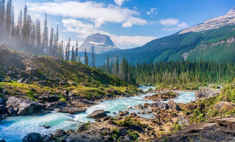 Wat is de hemel - rivier