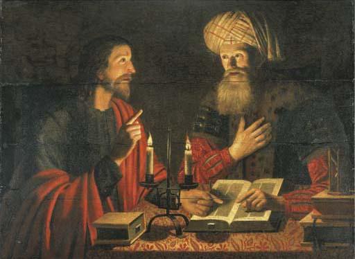 de datering van de manier waarop god het bedoeld