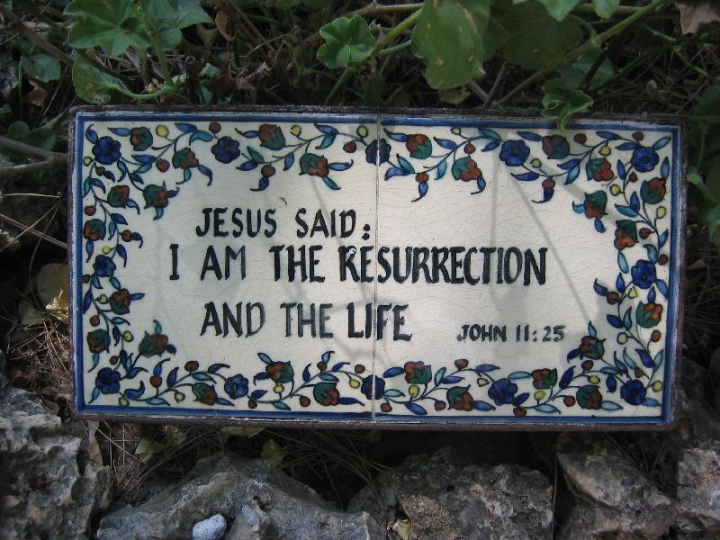 Is er bewijs dat Jezus is opgestaan uit de dood - Bijbeltekst