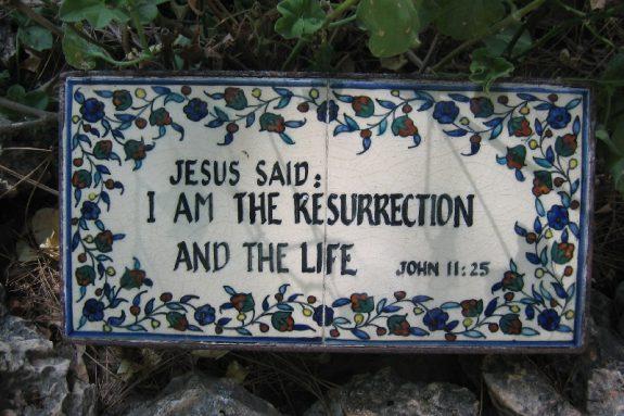 Is er bewijs dat Jezus is opgestaan uit de dood - home
