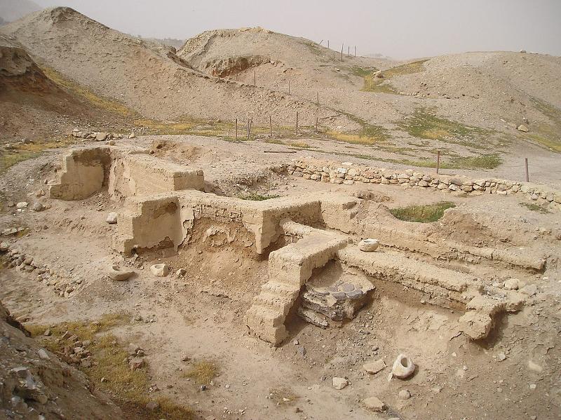 Jericho bevestigd de betrouwbaarheid van de Bijbel