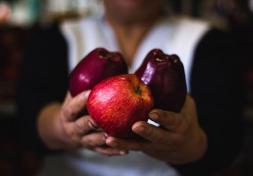 God - Drie-eenheid - fruit