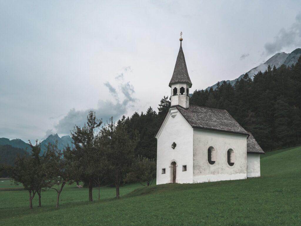 Hoe is de kerk begonnen - groot
