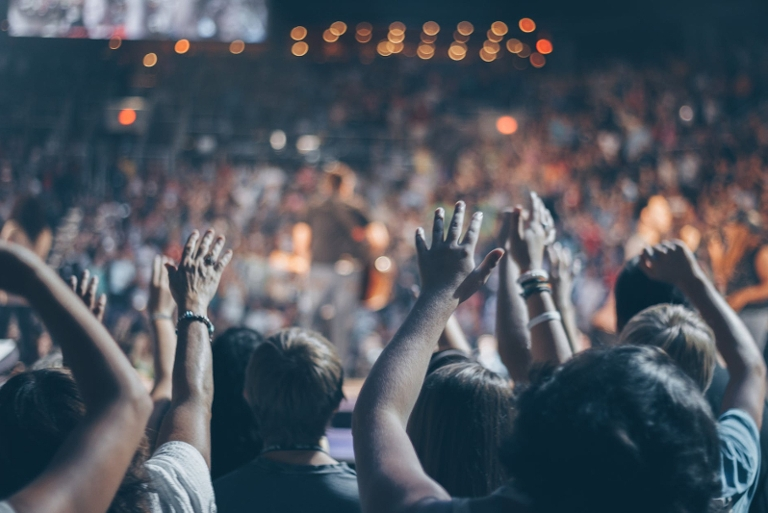 Aanbidding - kerk - klein